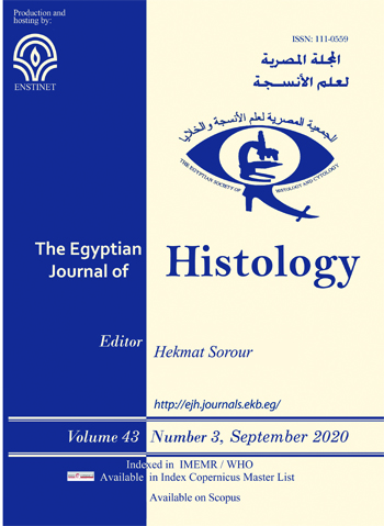 Egyptian Journal of Histology